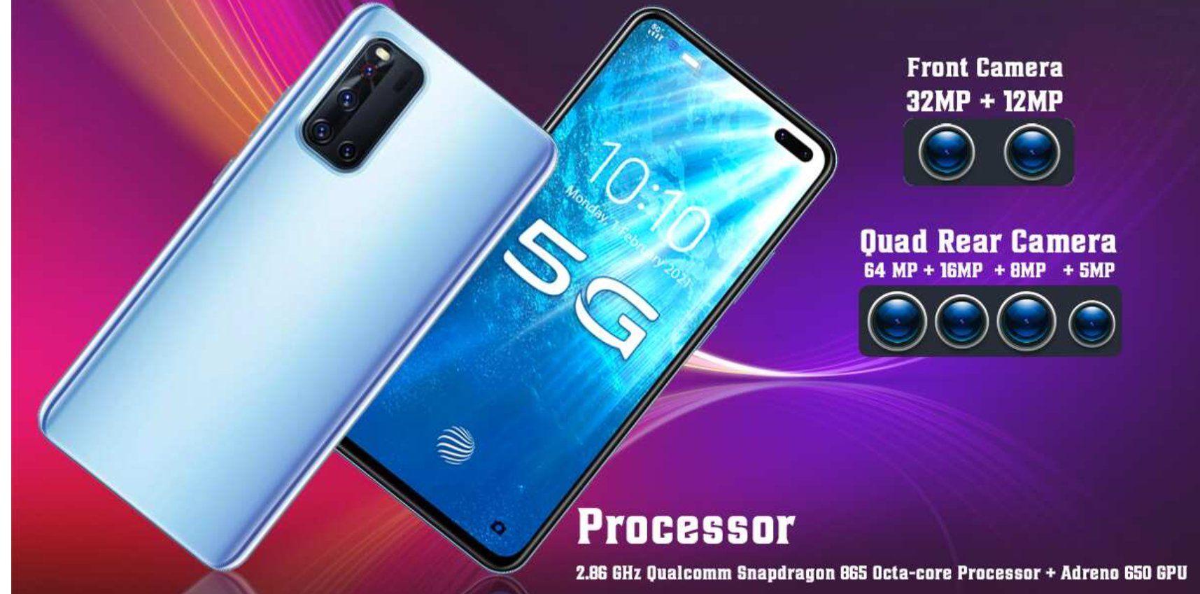 Fake 5G phone