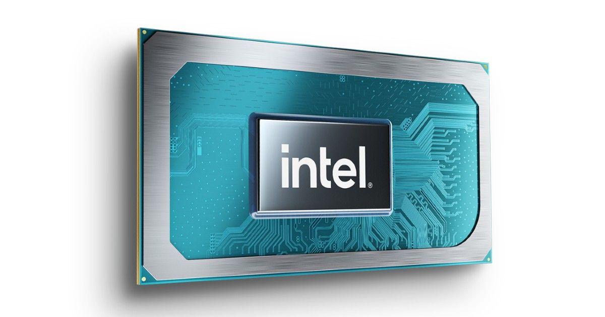 Intel 11th gen Core H CPUs