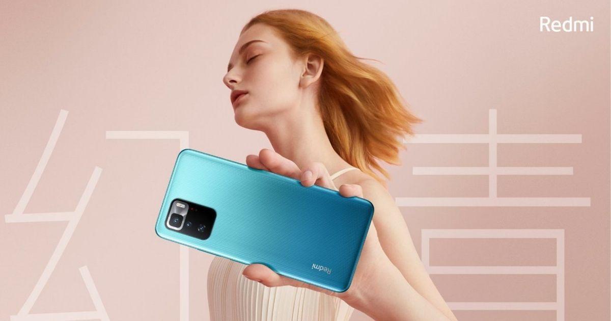 Redmi Note 10 Pro 5G China