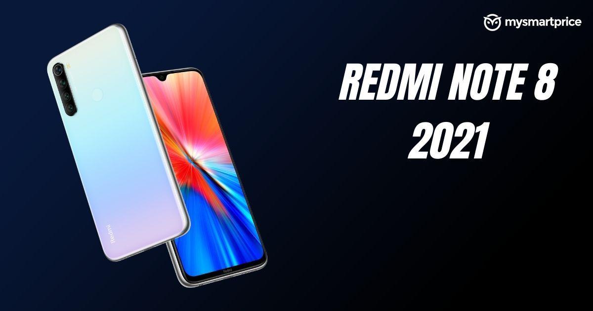 Redmi Note 8 2021
