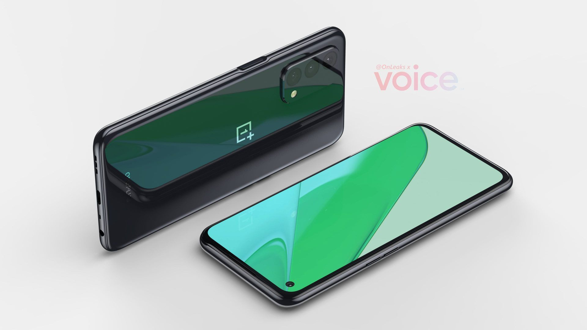 OnePlus Nord CE 5G Renders