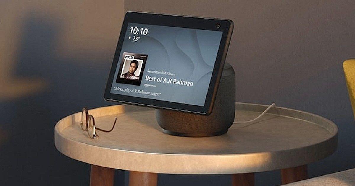 Amazon Echo Show 10 3rd Gen
