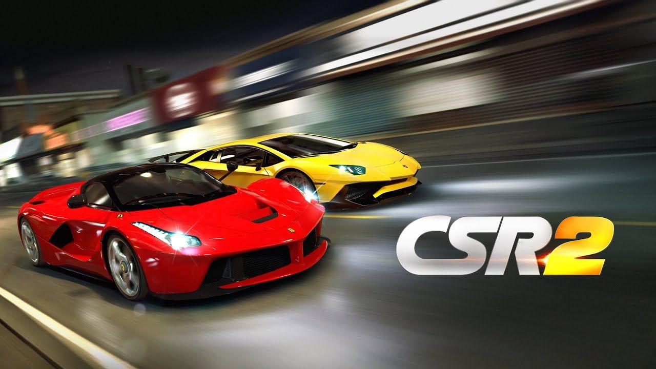 CSR Race 2