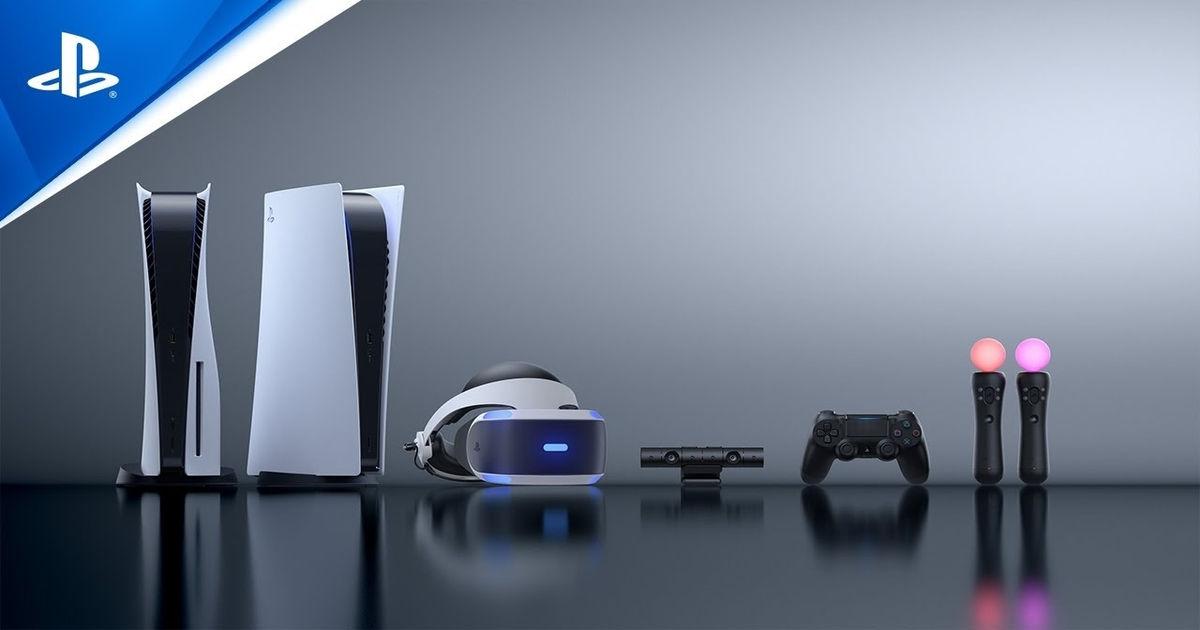PS5 VR