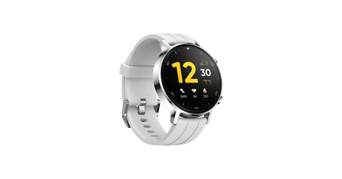 Realme Watch S Silver