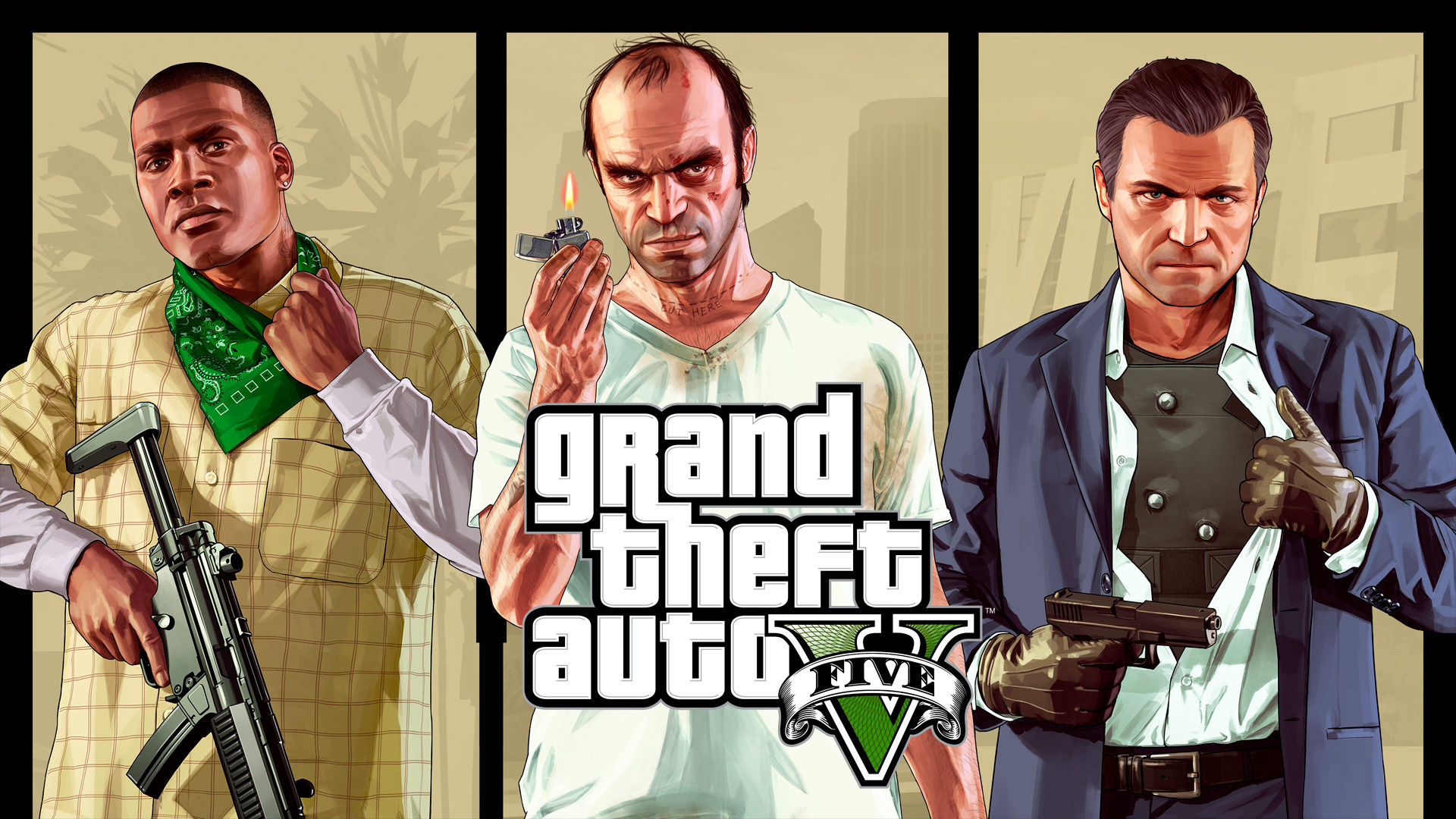 GTA 5 Expanded and Enhanced Cover