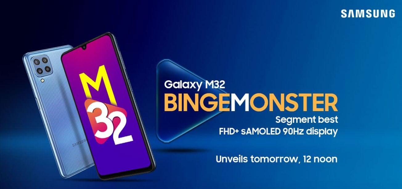 Samsung galaxy m32 amazon