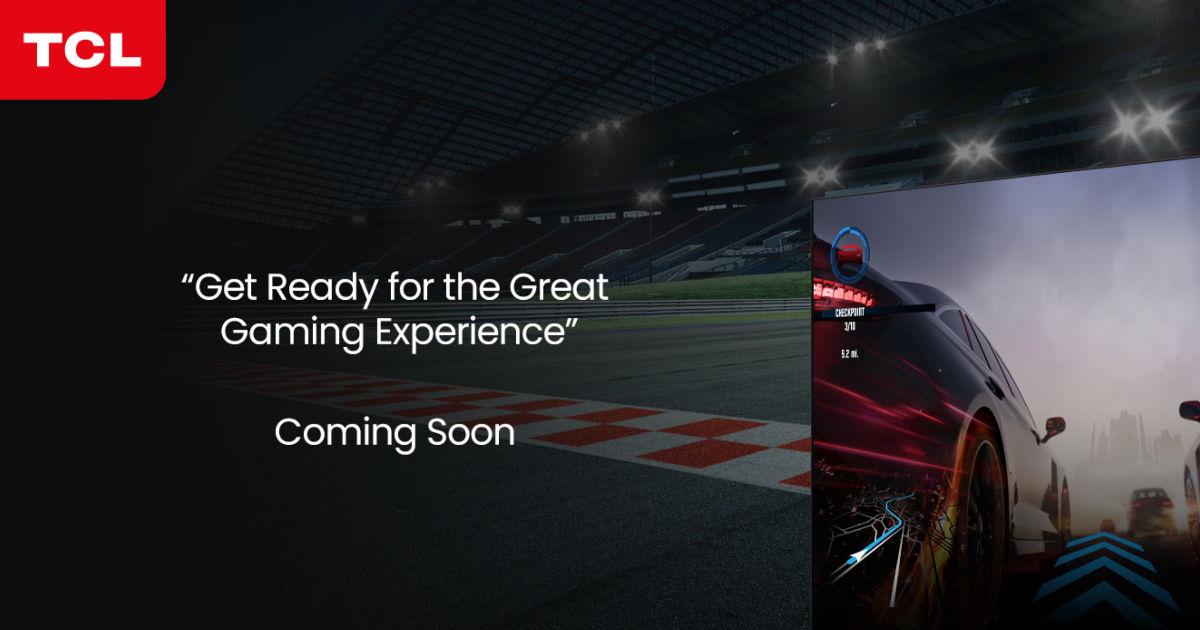TCL C-series Gaming Smart TV
