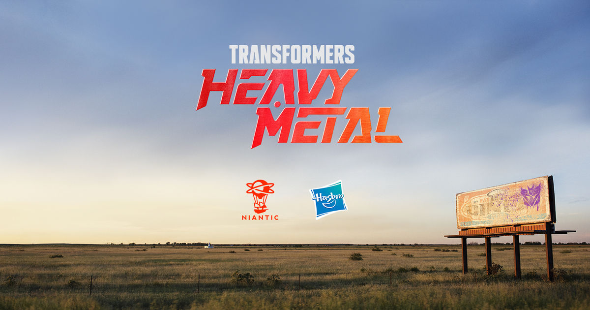 Transformers Heavy Metal Cover