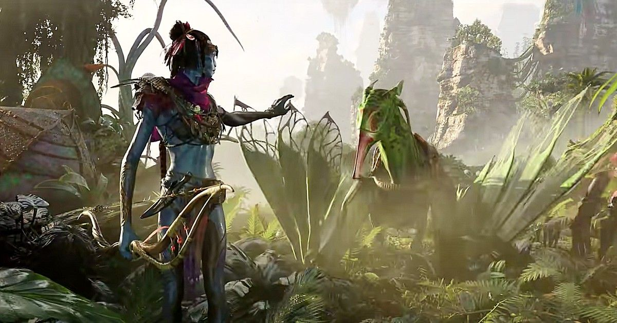 Ubisoft Avatar Frontiers of Pandora