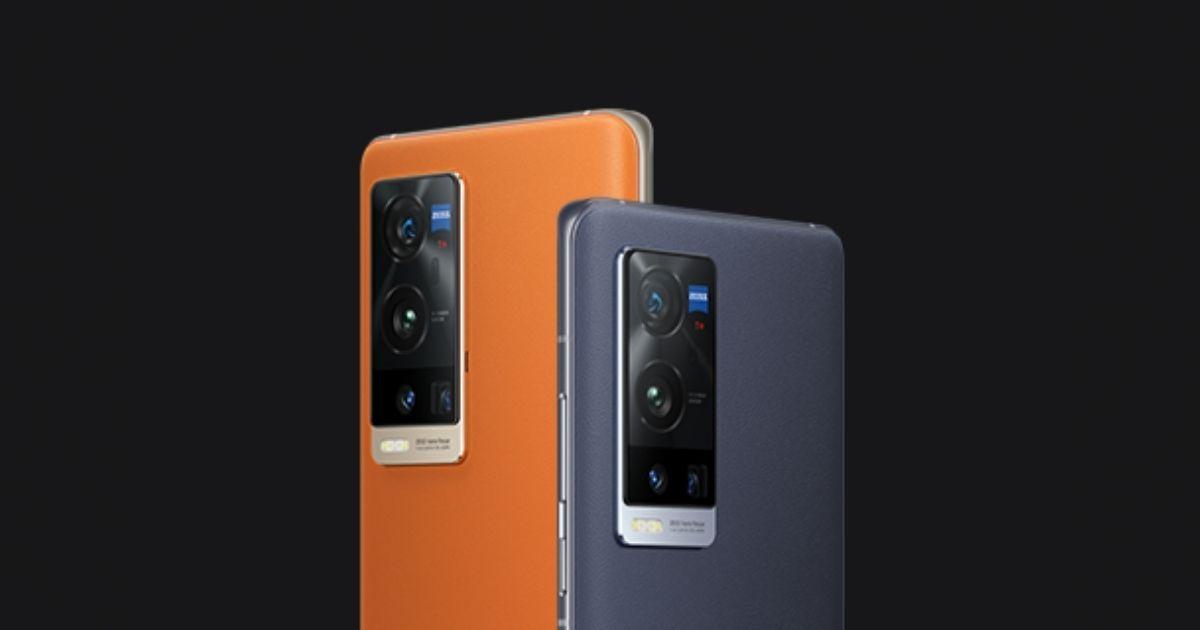 Vivo X60T Pro+ Vivo X70 Pro