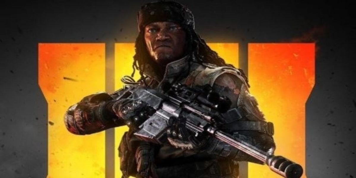 Call of Duty Black Ops 4 Booker-T
