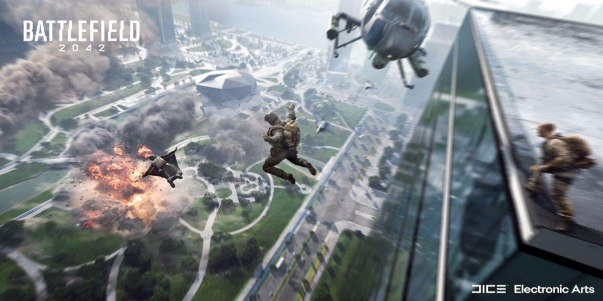 Battlefield 2042 Promotional Art