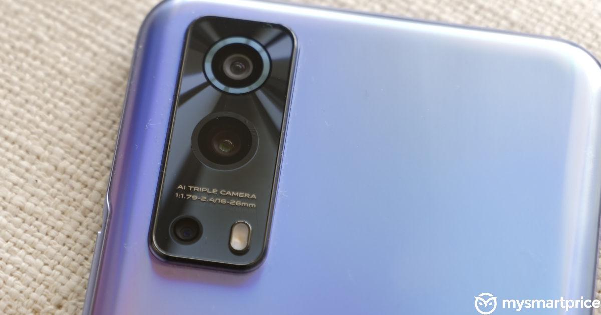 iQOO Z3 camera