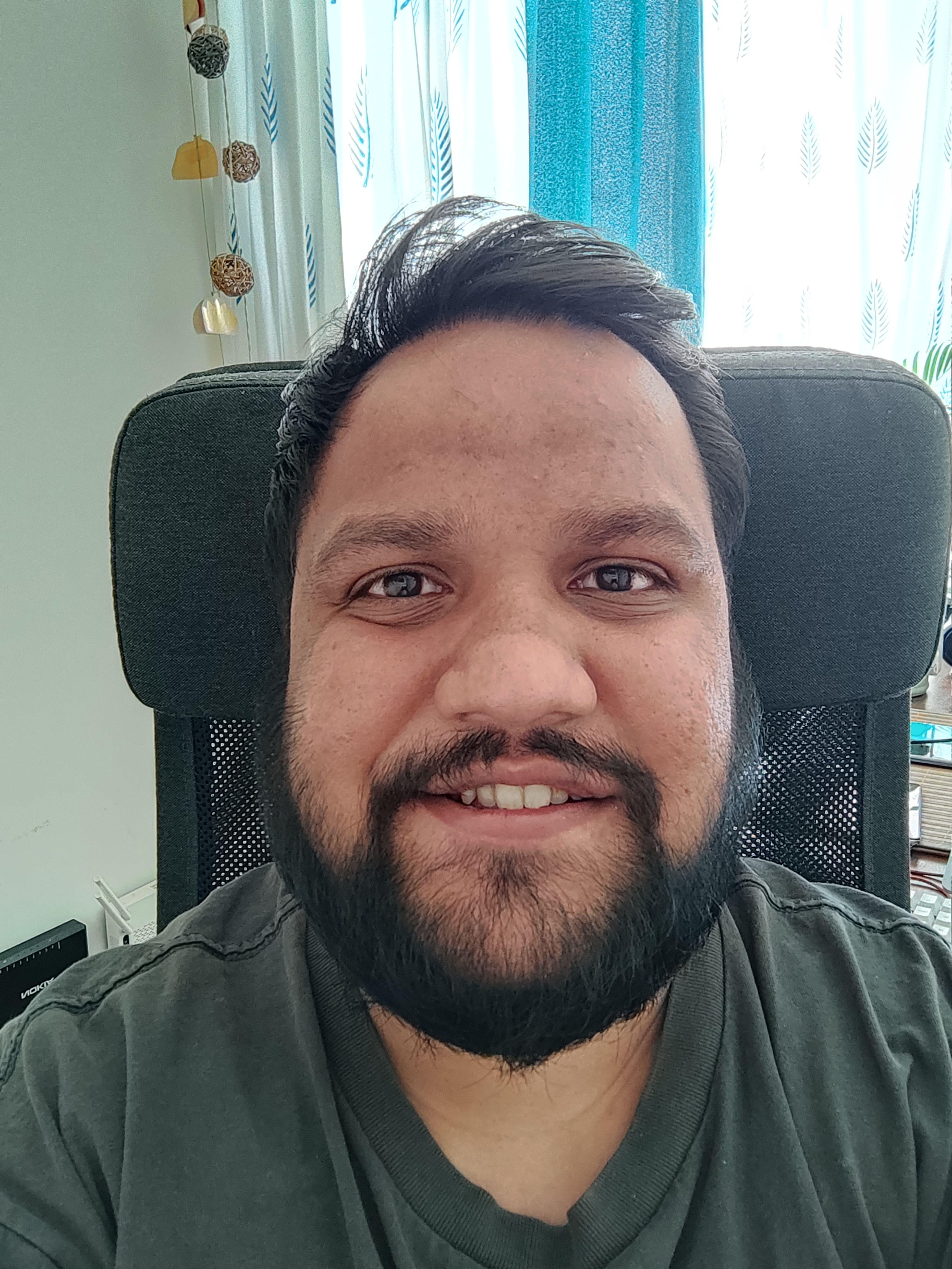 Mi 10i Camera Selfie