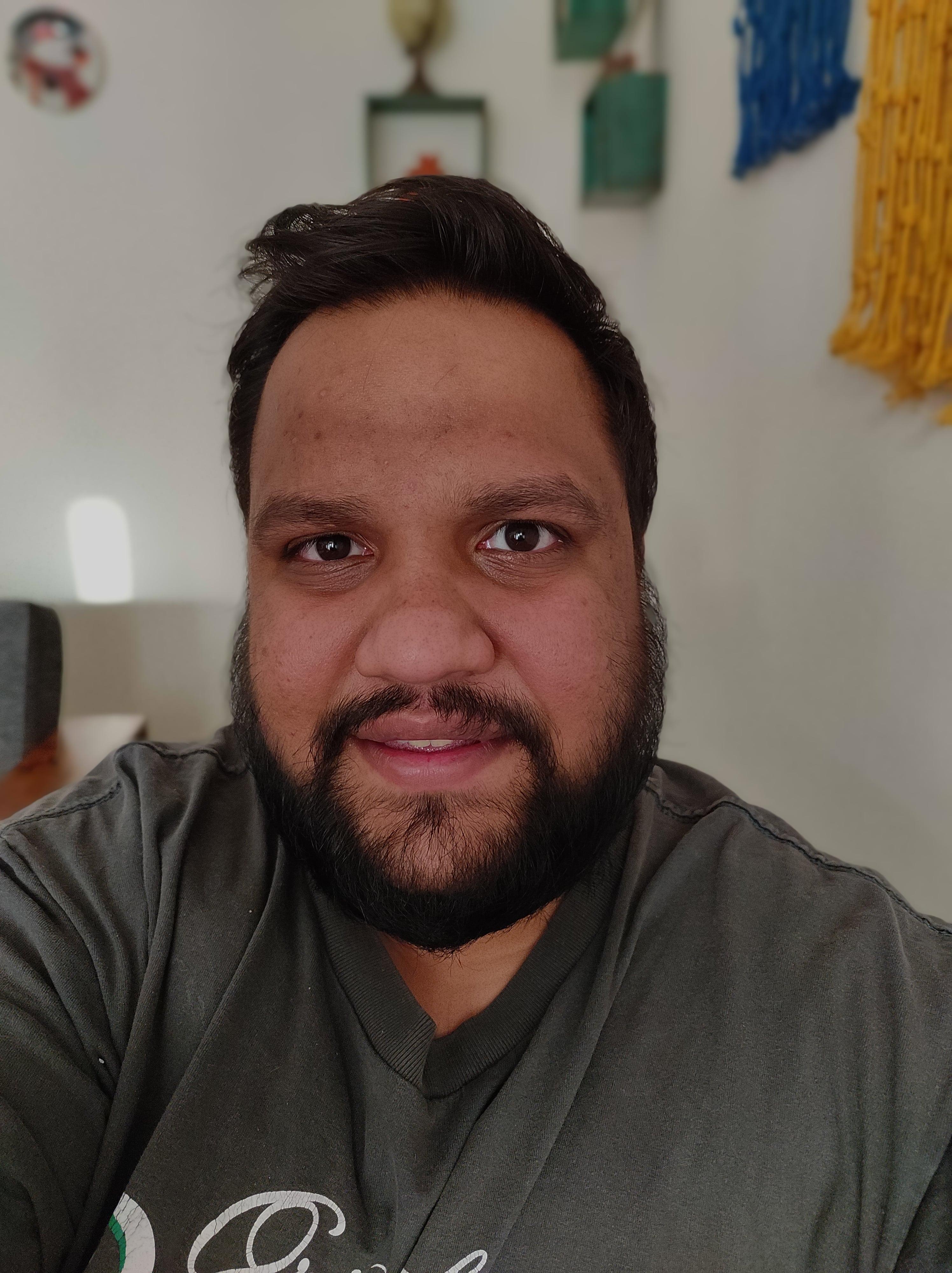 Mi 10i Camera Portrait