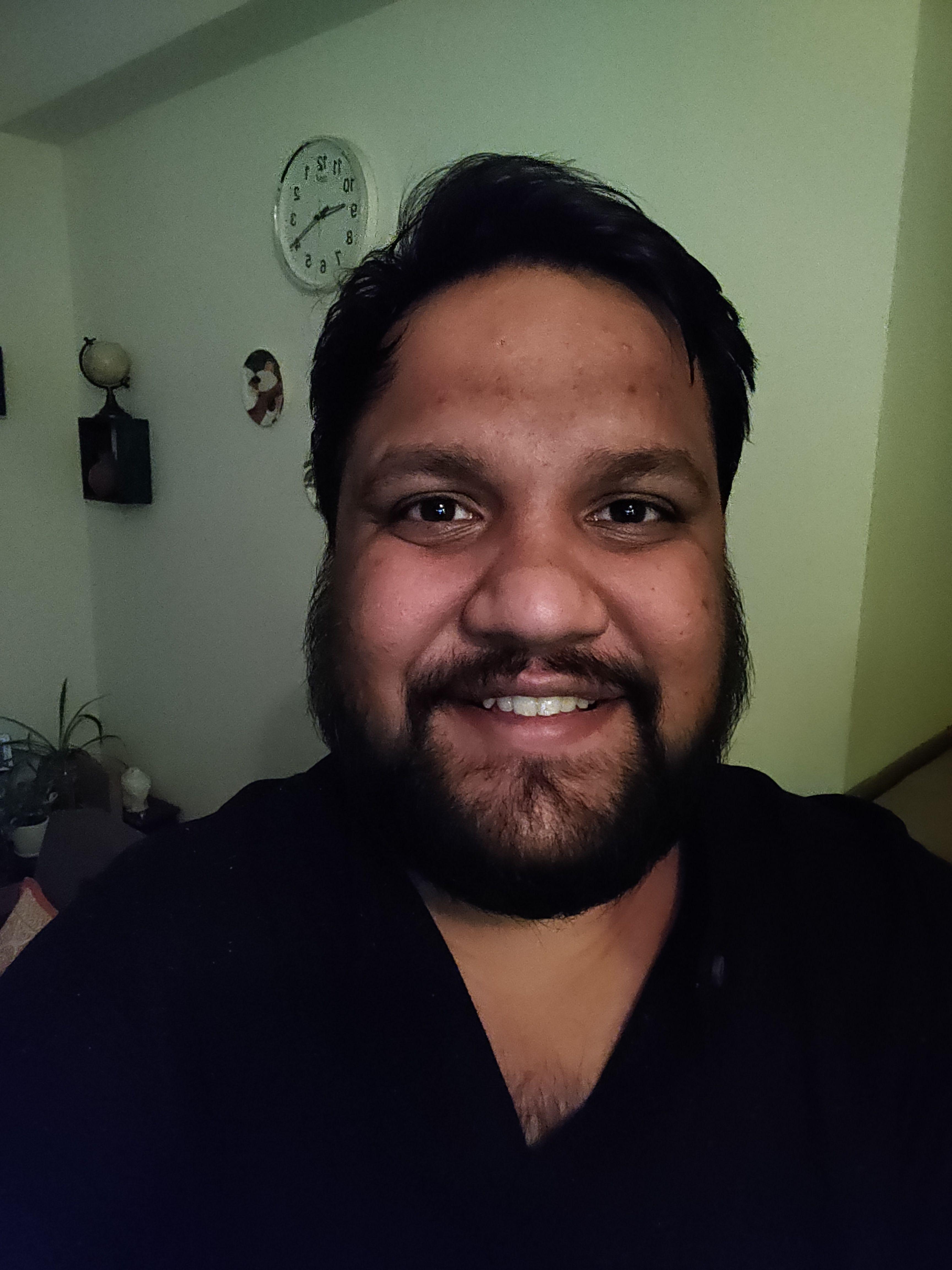 OnePlus Nord CE 5G Camera Low Light Selfie