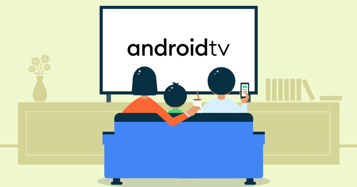 Android 12 for TV