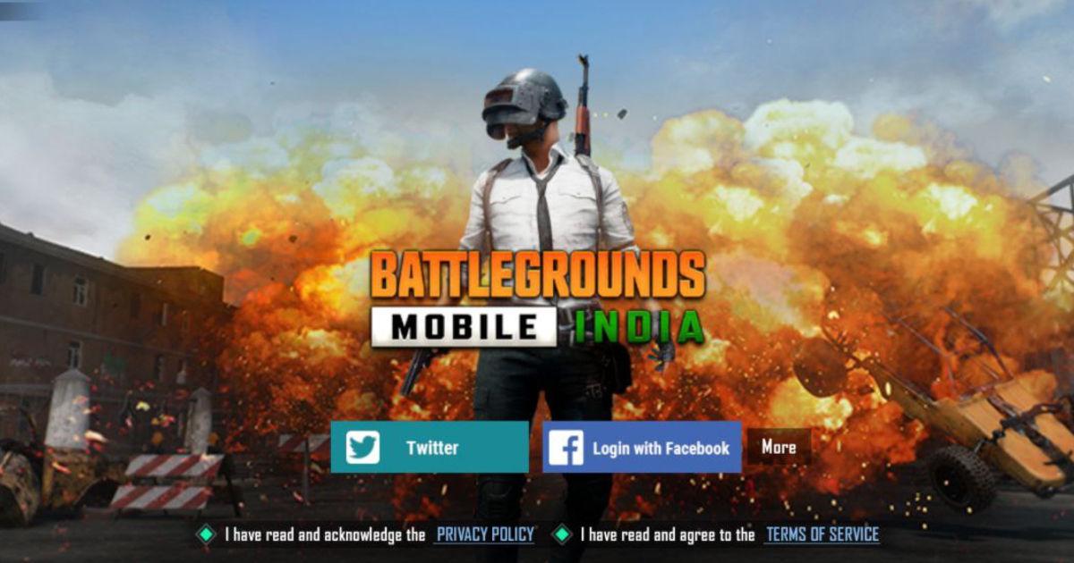 Battlegrounds Mobile India BGMI