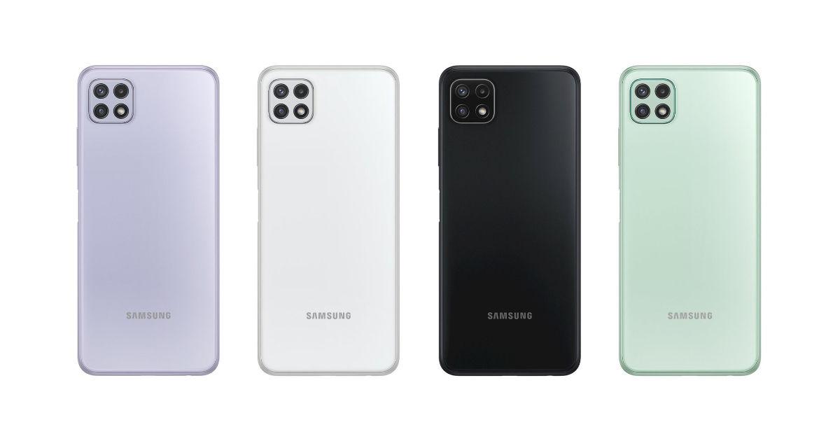 Samsung Galaxy F42 5G Samsung Galaxy Wide5