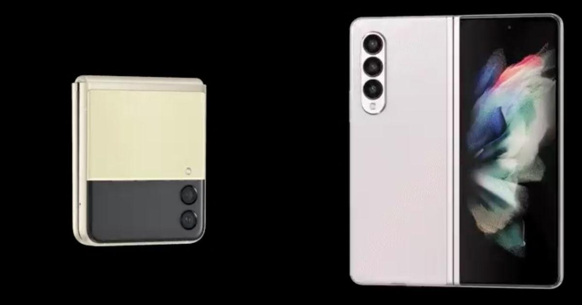 Samsung Galaxy Unpacked 2021-2