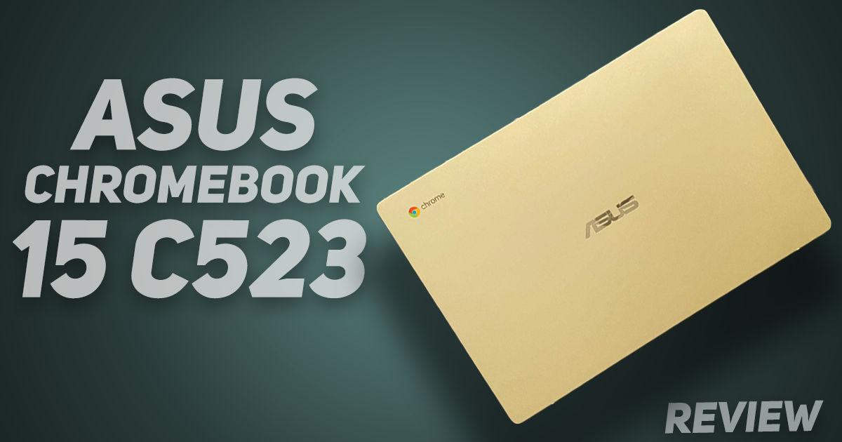 Asus Chromebook 15 C253
