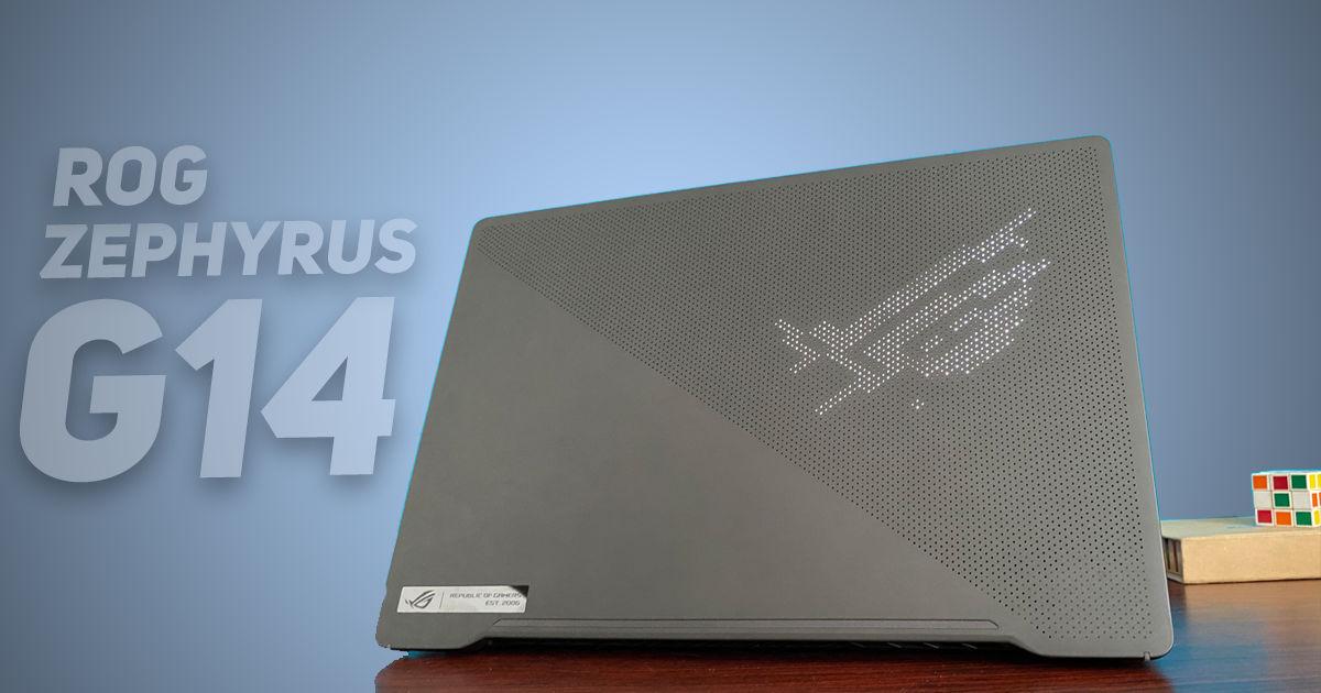 Asus ROG Zephyrus G14 (2021)