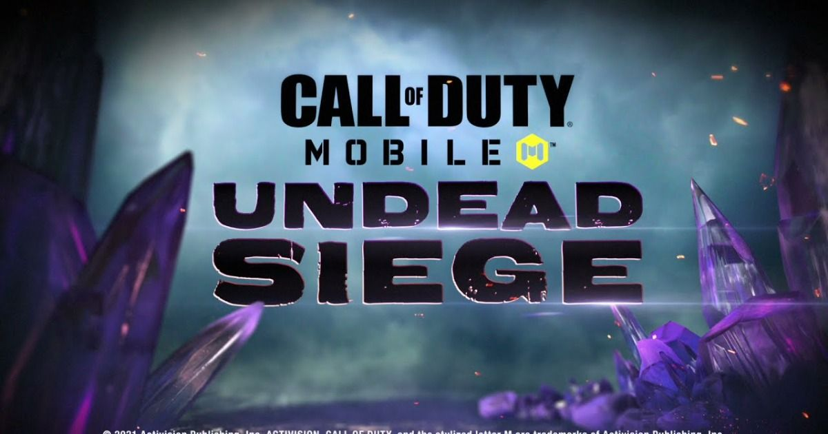 Call of Duty Mobile Season 6 Undead Siege – Zombies LTM Confirmed