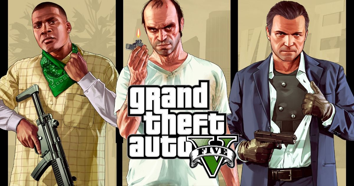 GTA 5 Expanded and Enhanced Edition