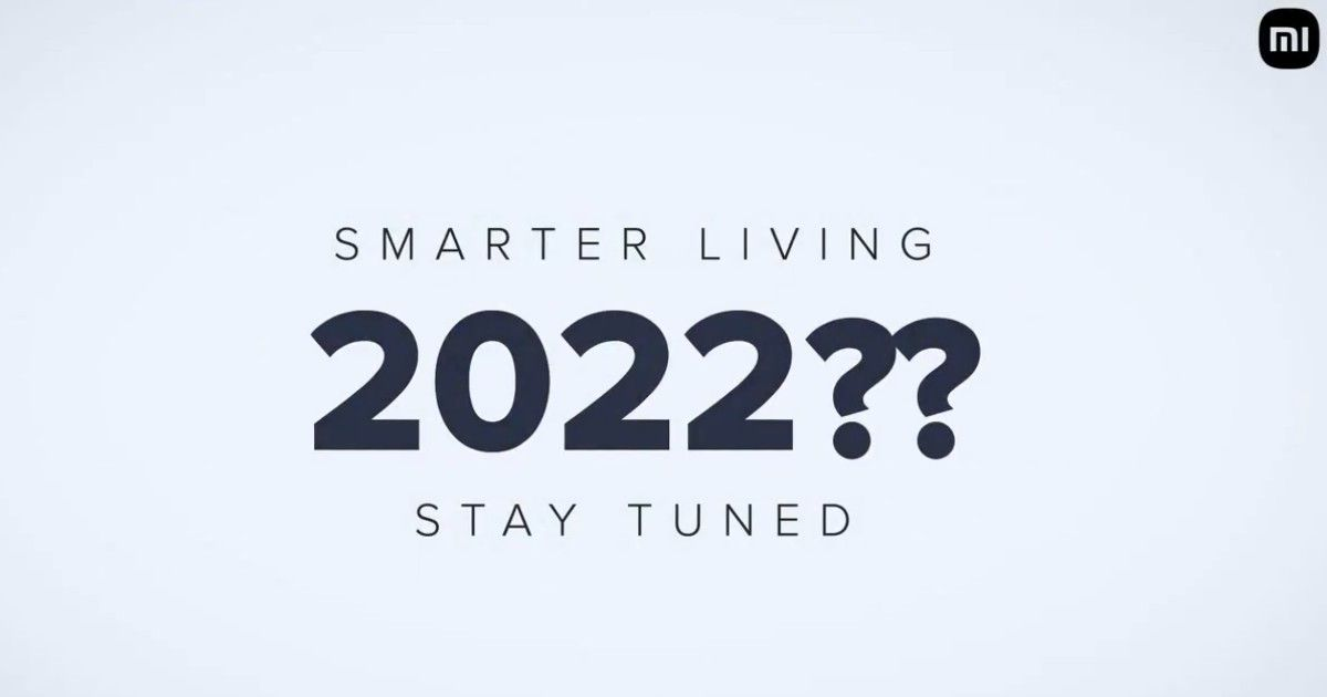 Mi Smarter Living 2022