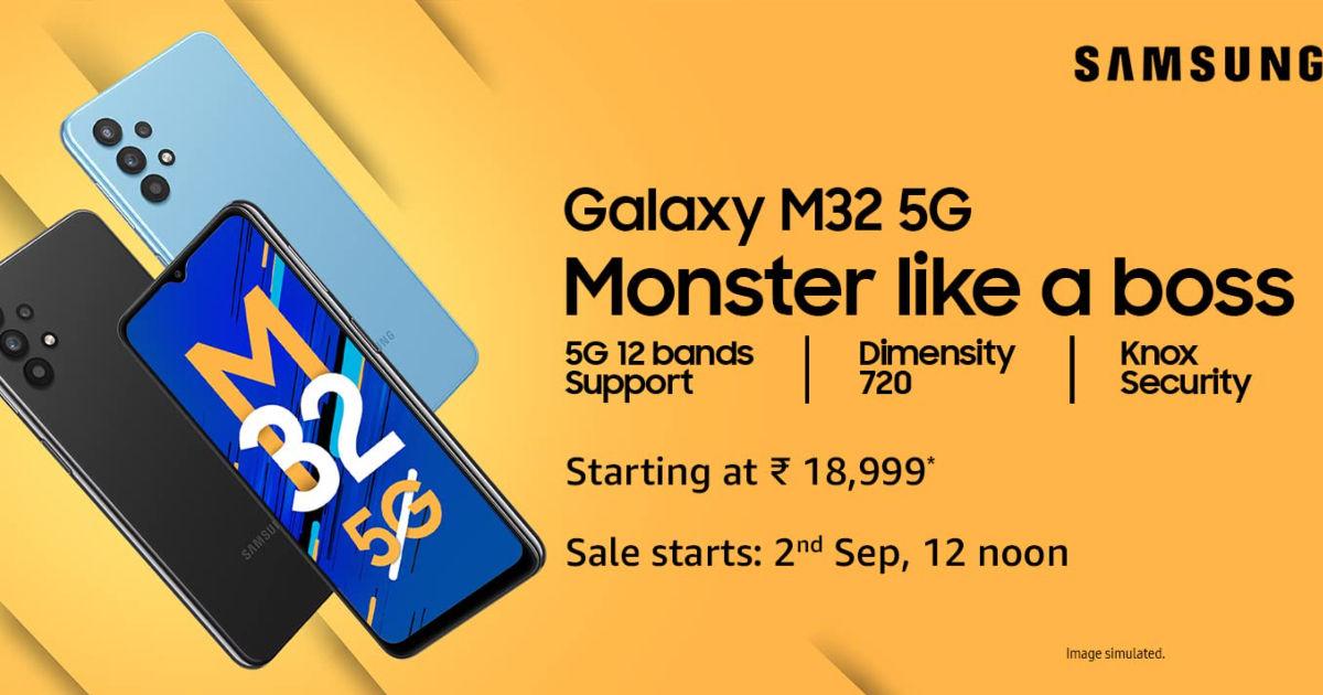 Samsung Galaxy M32 5G