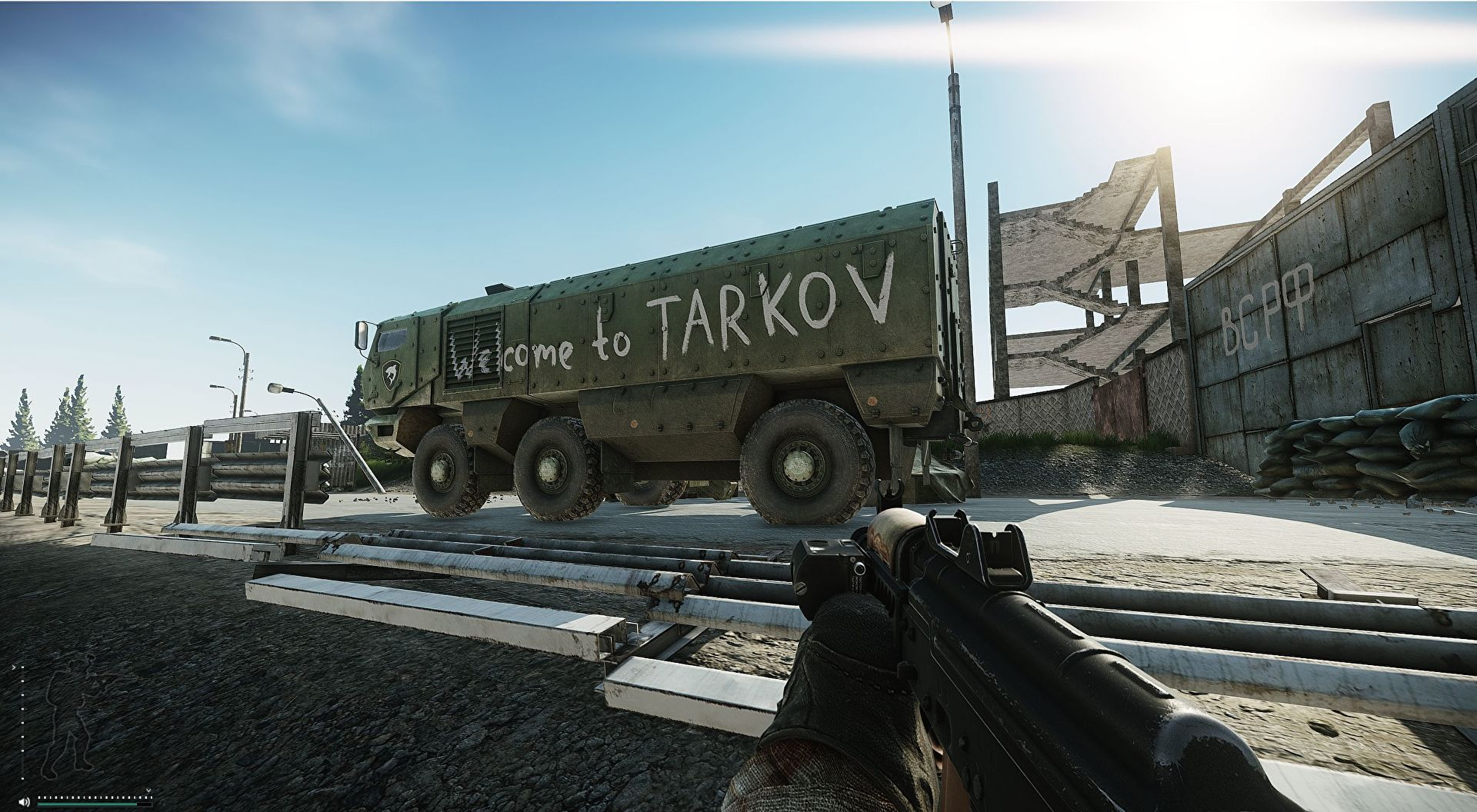 Battlefield 2042 Escape from Tarkov