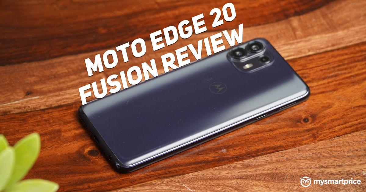 Moto Edge 20 Fusion