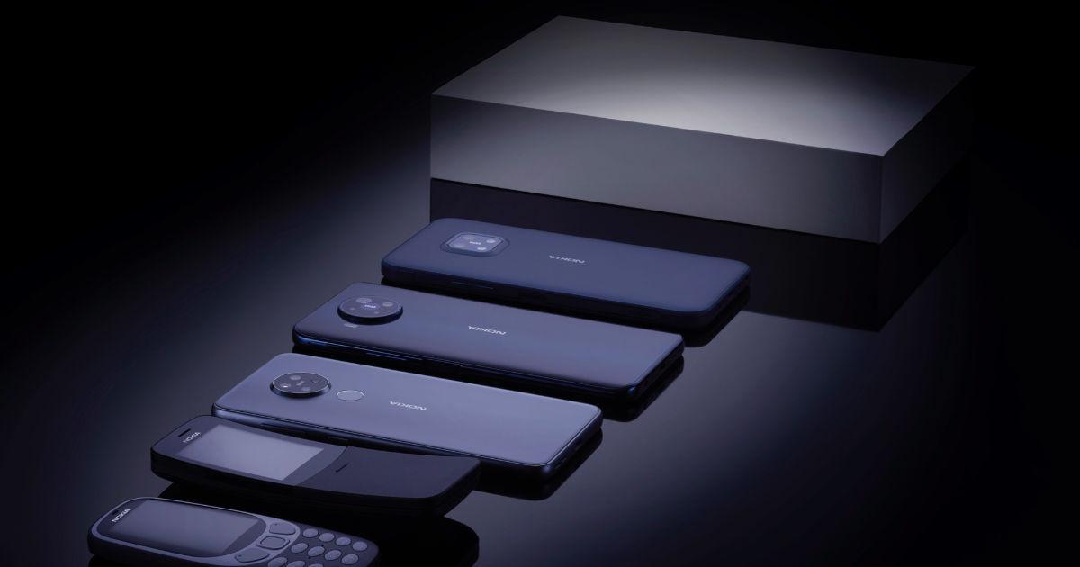 Nokia G50 5G Nokia T20