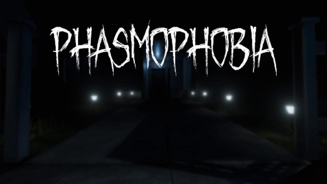 Phasmophobia Game, Steam
