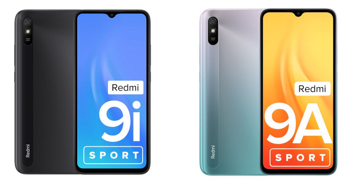 Redmi 9i Sport, Redmi 9A Sport