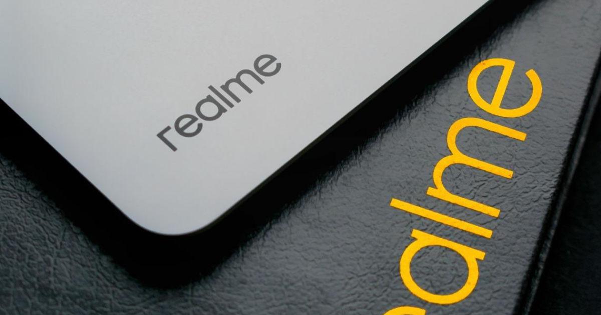 Realme UltraDart 125W charging