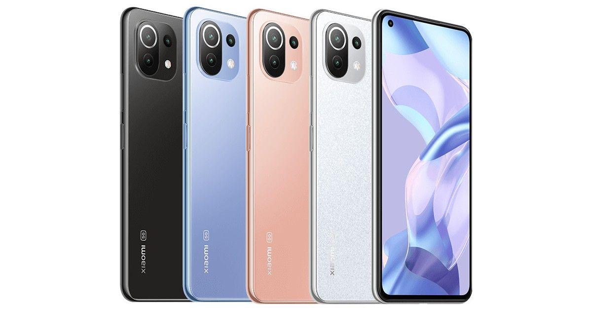 Xiaomi 11 Lite NE 5G NE