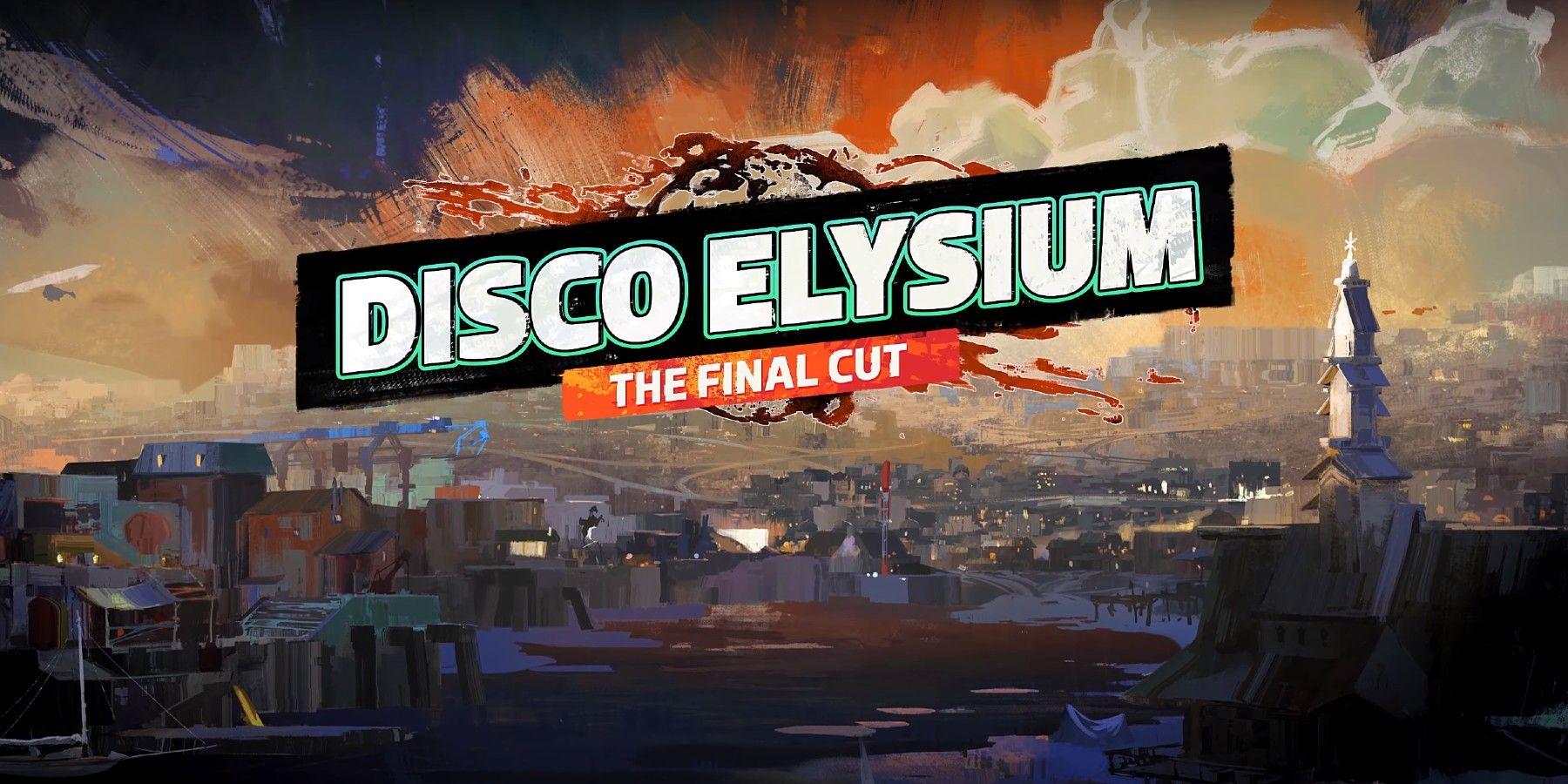 Disco Elysium Steam Games