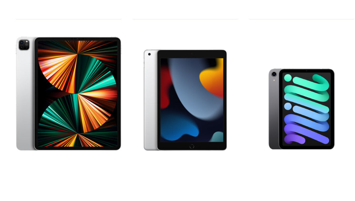 Apple iPad, iPad mini 2021 models unveiled: New features, India pricing and more