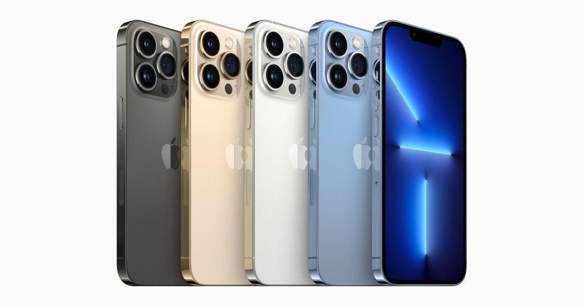 iPhone 13 series Pro Max