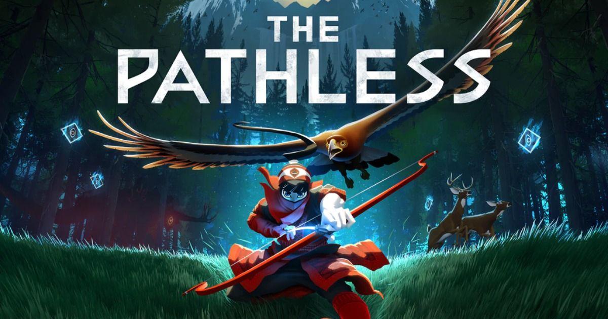 The Pathless, Apple Arcade