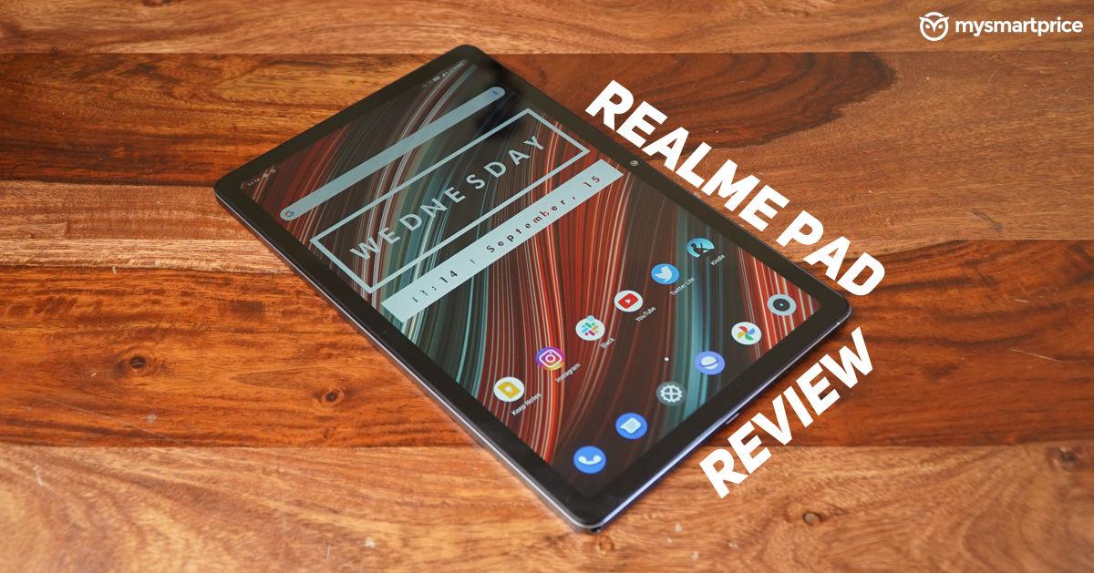 Realme Pad review