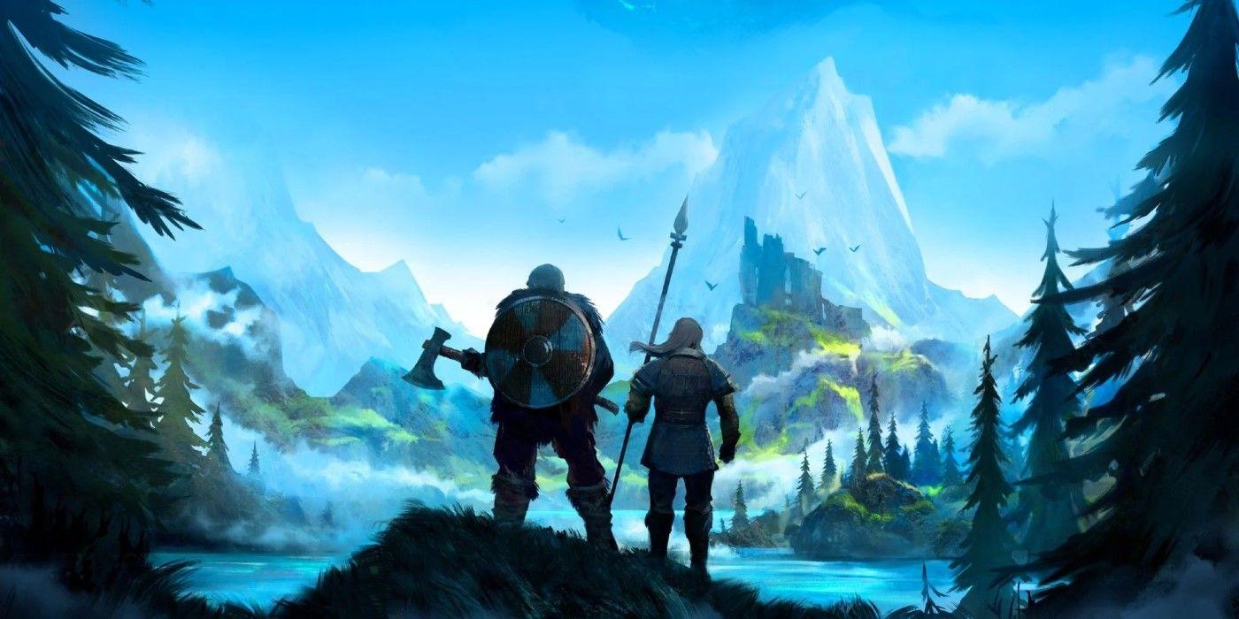 Valheim Game, Steam