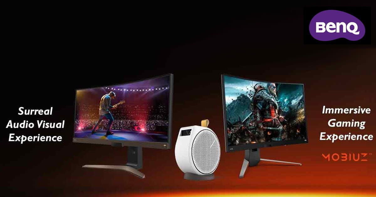 BenQ has launched a total ten products in India