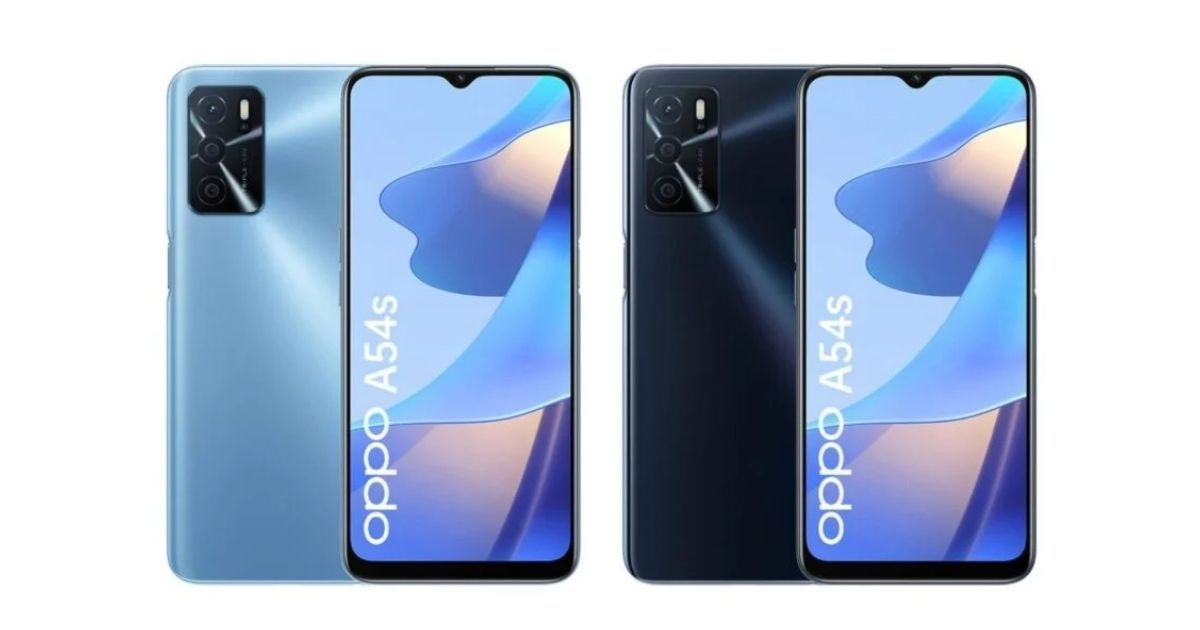 OPPO A54s gets listed on Amazon Italy