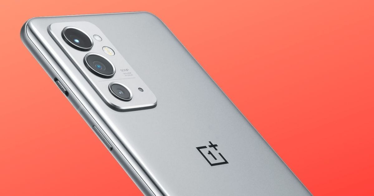 OnePlus 9RT, with 50-megapixel primary shooter