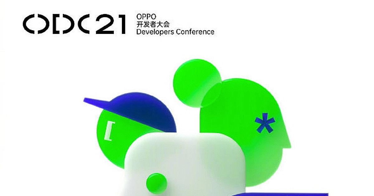 Oppo Developer Conference 2021