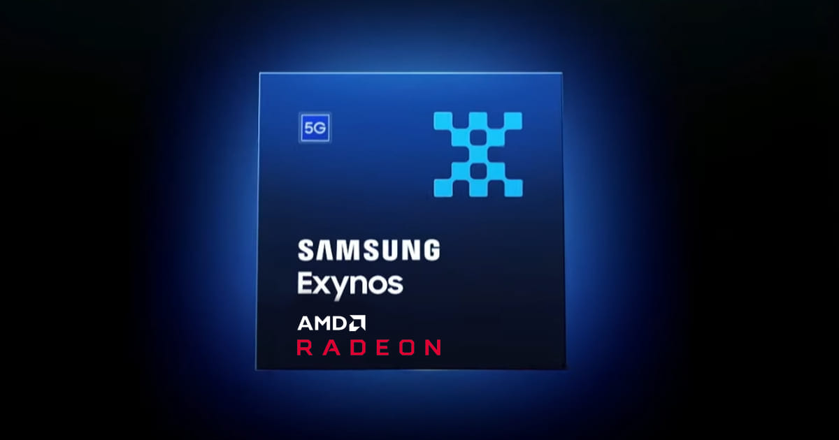 The new Exynos 2200 to come with an AMD GPU