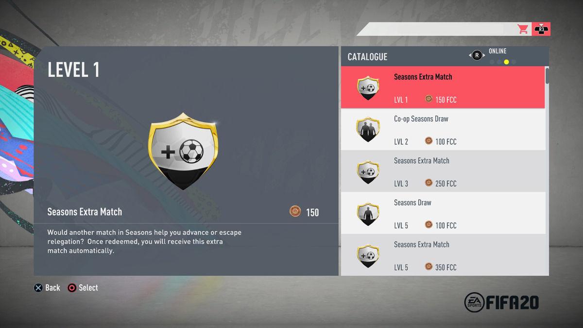 FIFA EASFC Catalogue